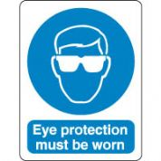 Mandatory Safety Sign - Eye Protection 049